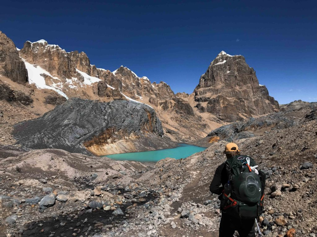 Hike the epic Huayhuash trek in Peru without a guide 3