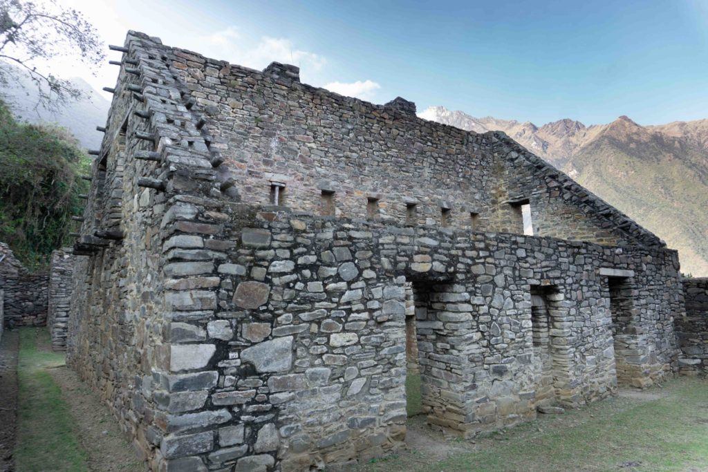 The adventurous Choquequirao trek without a guide 3