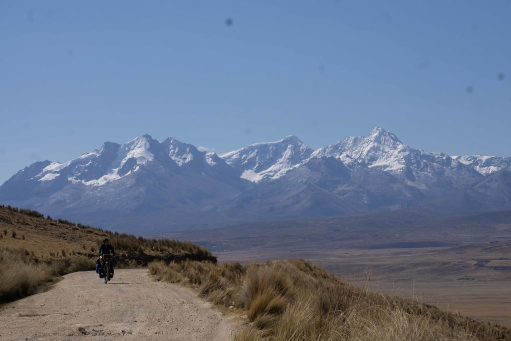 Cycling from Huaraz to Cajatambo, the Peruvian Andes 1